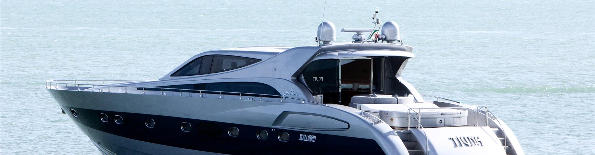Photo of Luxury Yacht Alfamarine 72 Alea
