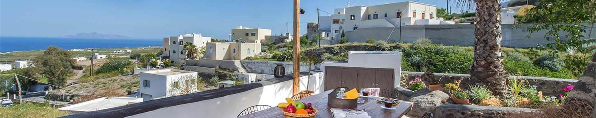 Vourvoulos Vourvoulos Hotels in Santorini island, Greece