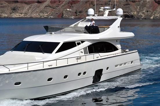 Photo of Luxury Yacht Ferretti 731 Alexandros