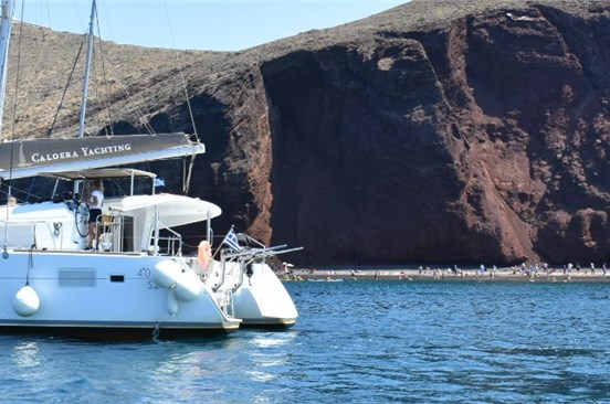 Photo of Catamaran Lagoon 400 S2 Freedom