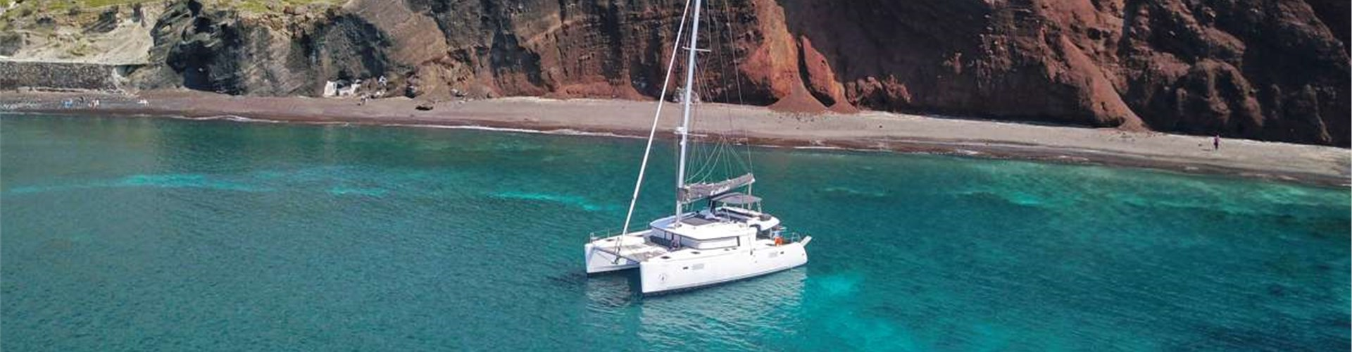 Photo of Luxury Catamaran Sunset Cruise with BBQ Fresh Fish/Seafood Meal & Drinks