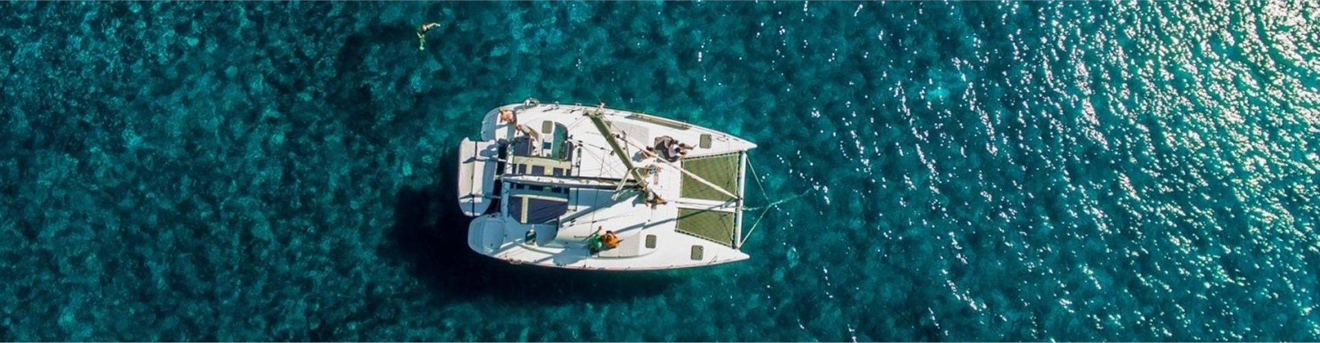 Photo of Catamaran Private Cruise Tour with meal and drinks