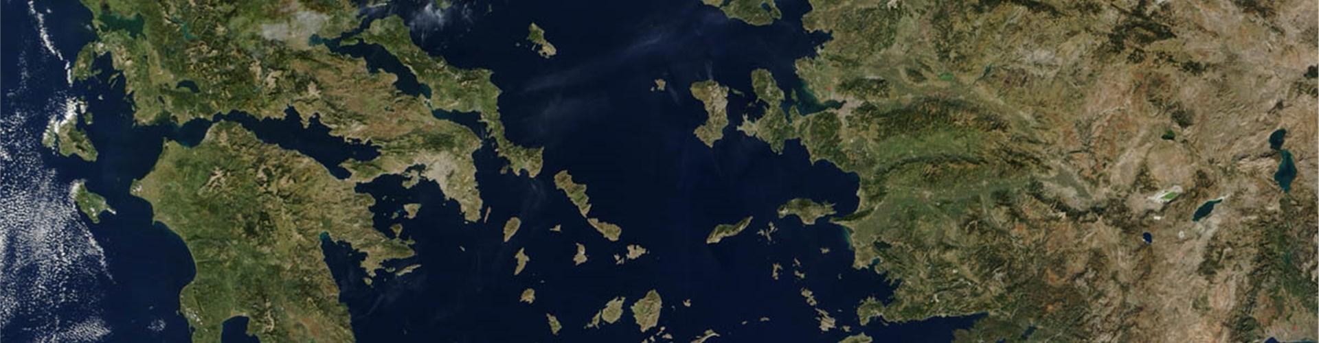 Where is Santorini