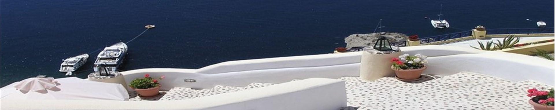 Best family hotels in Santorini