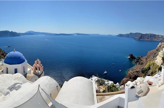 Photo of Full-Day Cultural Sightseeing Bus Tour of Santorini with photo-stop at Caldera and Sunset in Oia