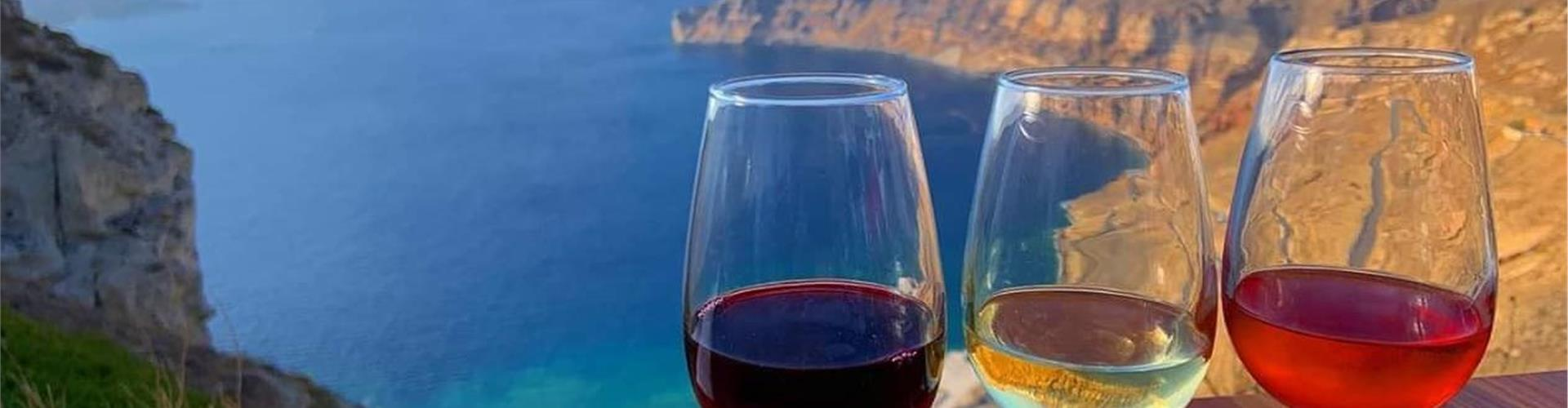 Photo of Santorini Wine Tour with Sunset in Oia
