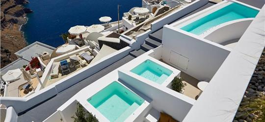 Photo of Olia Villas & Suites
