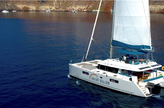 Photo of Catamaran Lagoon 560 Sunrise II