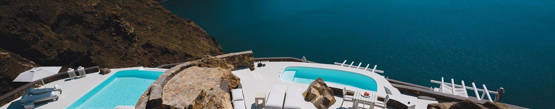 Santorini Villas