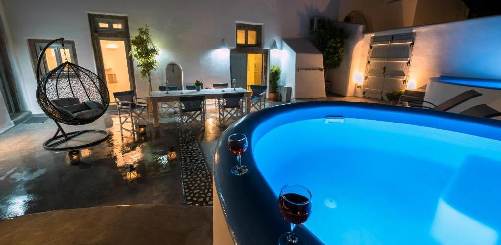 Photo of Nereids Villa Santorini