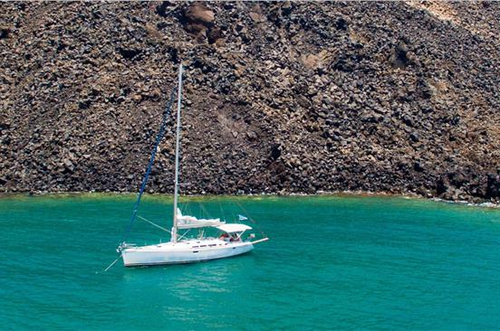 Photo of  Sailboat Jeanneau Sun Odyssey 49 Barca