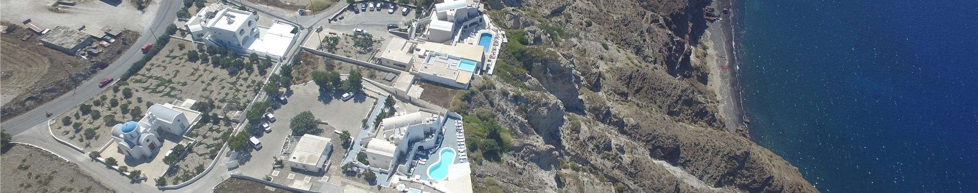 Megalochori Megalochori Hotels in Santorini island, Greece