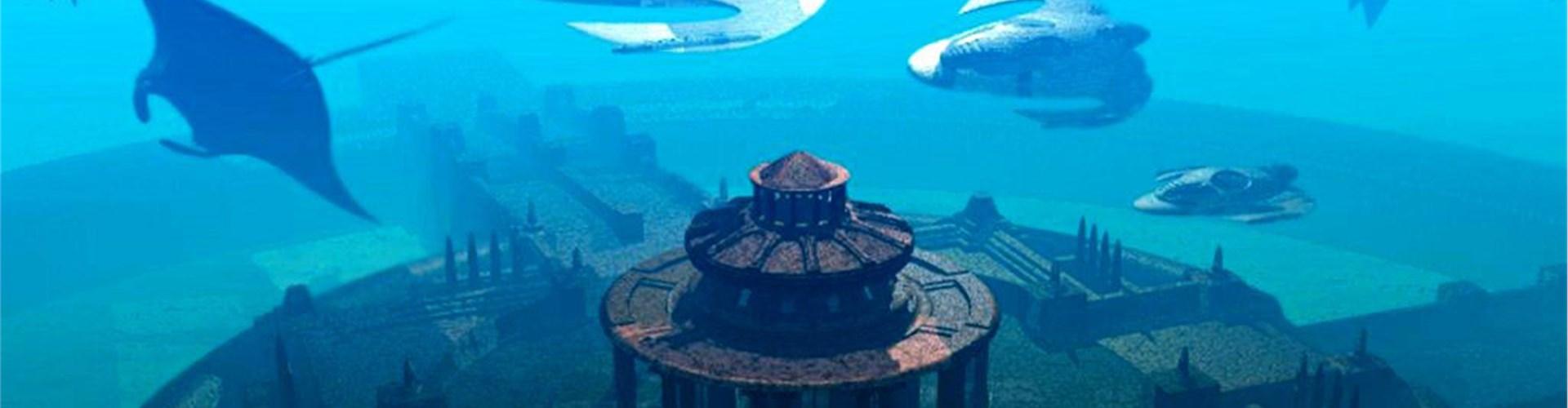 Santorini the legend of Atlantis