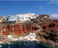 Getting around in Santorini