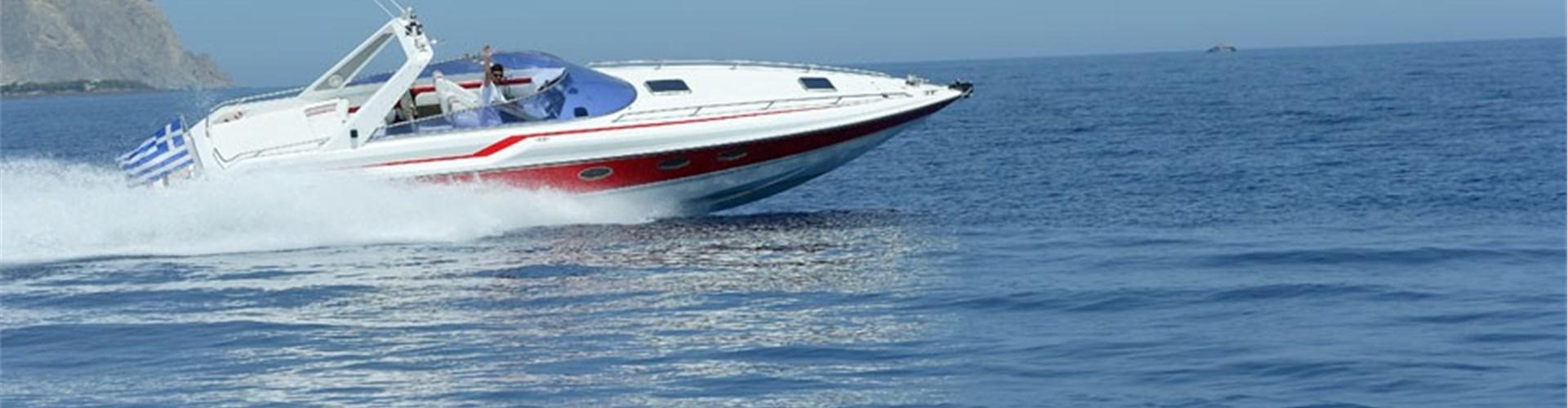 Photo of Speedboat Sunseeker 37 Heaven Can Wait