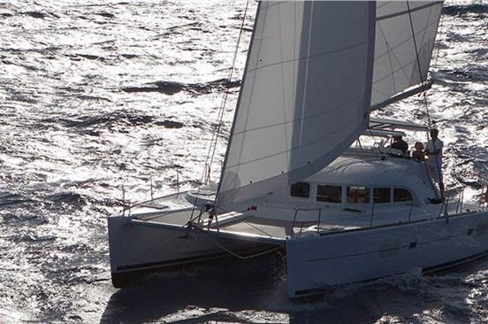 Photo of Catamaran Lagoon 380 Kallisti