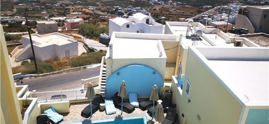 Photo of Sky Of Thira