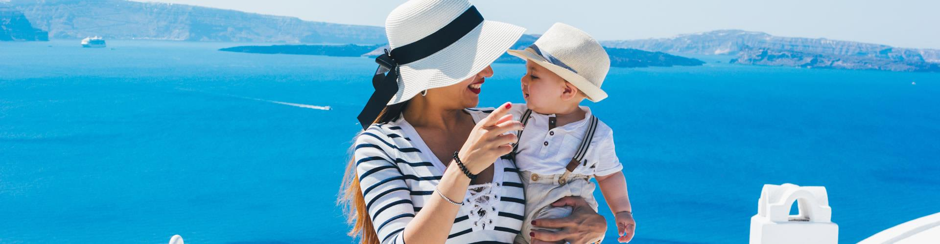 Santorini With Your Family? Best Places to Stay & Things to Do