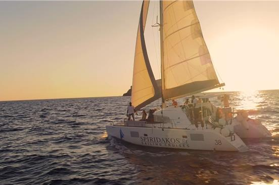 Photo of Luxury Catamaran Sunset Cruise with Cocktails and full BBQ meal