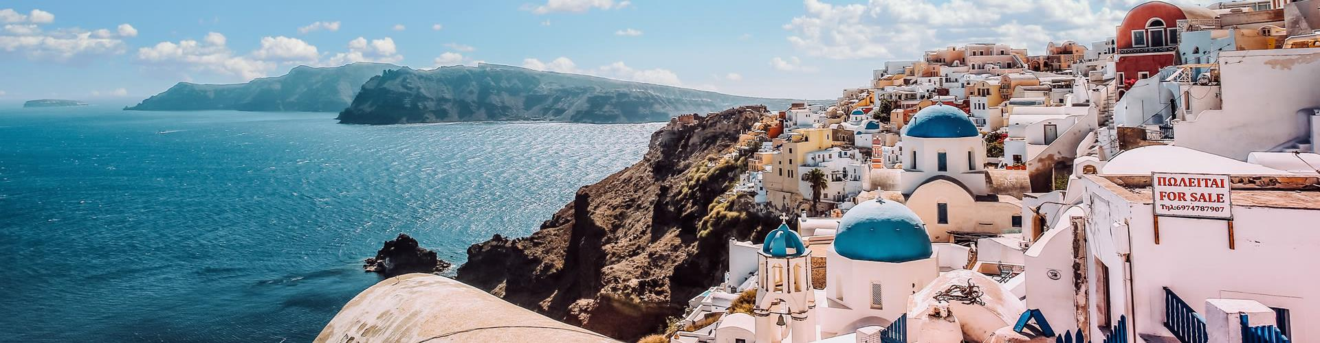 Full Day Santorini Sightseeing Bus Tour With Sunset In Oia