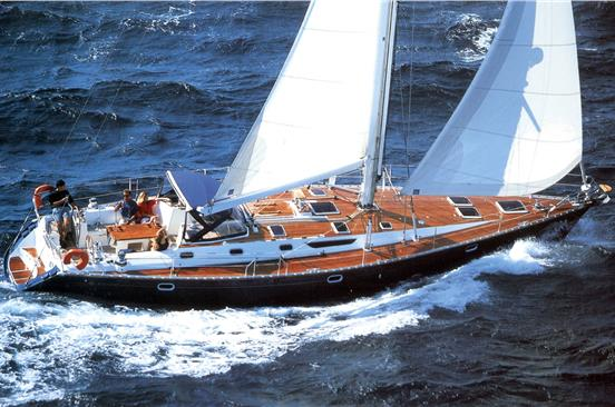 Photo of Sailing Sun Odyssey 52.2 Santa Maria