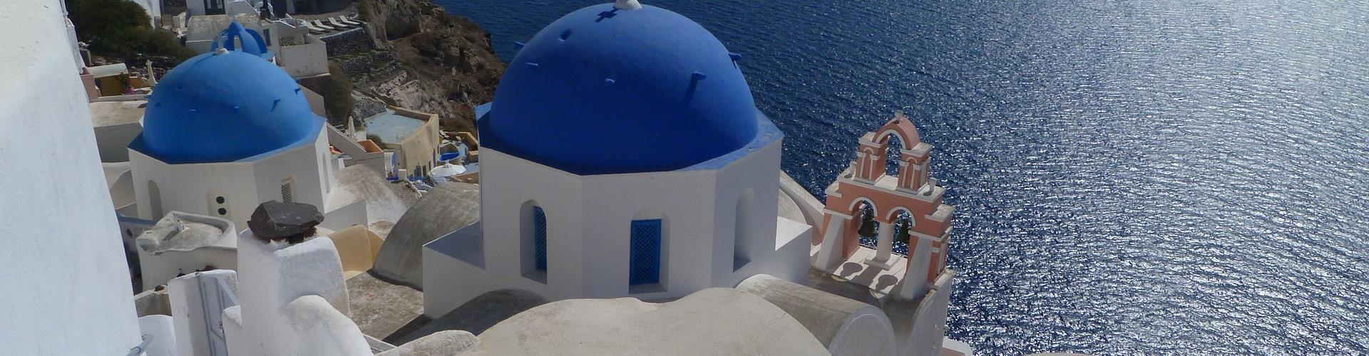 Photo of Discover the wonders of Santorini 6h Bus tour