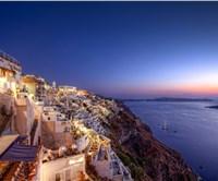 Fira - the capital of Santorini