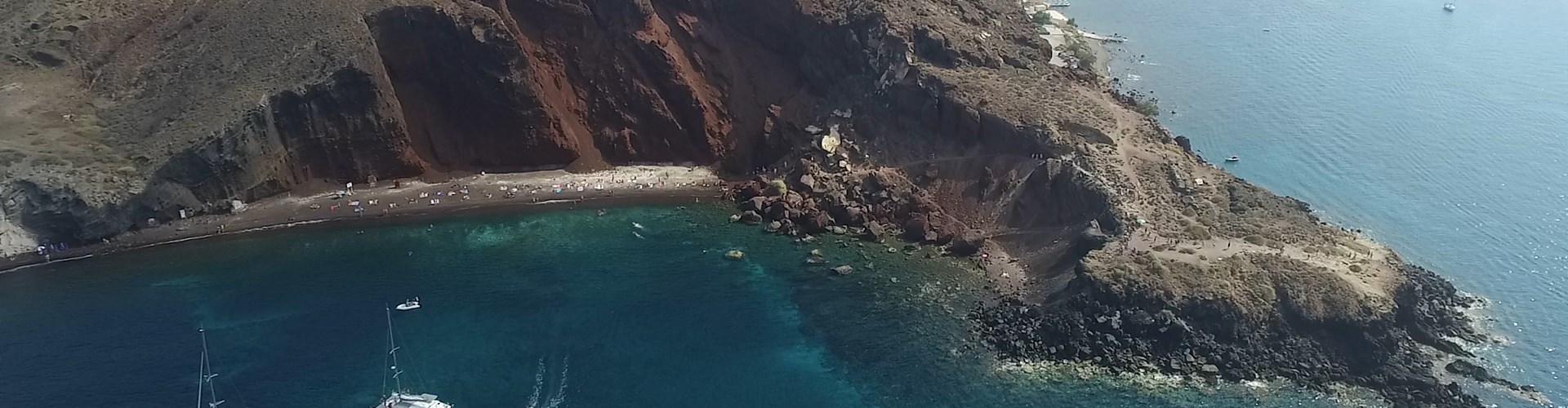 Red beach - Beaches - Santorini